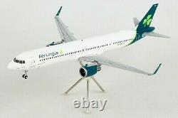 Airplane Aer Lingus Airbus A321NEO Diecast Desktop 9 Model Aircraft