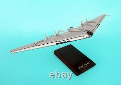 Airplane Executive Desktop YB-49 Flying Wing 1100 Scale Model Aircraft B0710