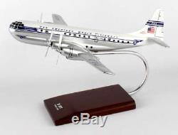 Airplane Pan Am Airlines Boeing B377 Stratocruiser Desktop 13 Model Aircraft