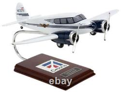 Cessna T-50 Song Bird Desk Top Display Model Private Aircraft 1/32 ES Airplane