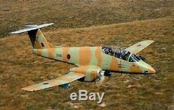 FMA IA 58 Pucará Argentine Ground-Attack Aircraft Desktop Wood Model Large