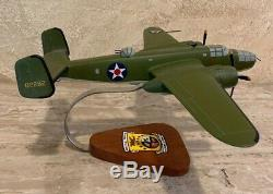 Pacific Aircraft B-25B Mitchelle Gen. Doolittle Desktop Model