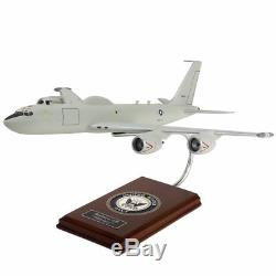 US Navy Boeing E-6B Mercury Desk Top Display Model 1/100 ES Aircraft Airplane